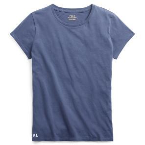 폴로 랄프 로렌 코튼 크루넥 티셔츠(WMPOKNINN810041B82)