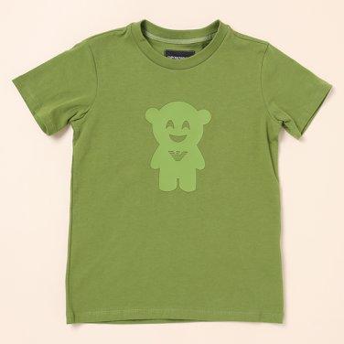 그린컬러 티셔츠(0429110011-EL)
