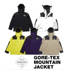 ECO GTX MOUNTAIN JACKET [NJ2GL51] ECO GTX 마운틴 자켓