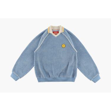 준 래글런 스웨터 셔츠IB9302607