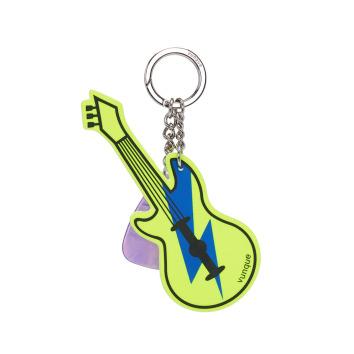 [vunque] Guitar Charm (기타 참) Neon yellow VQA91AC9011