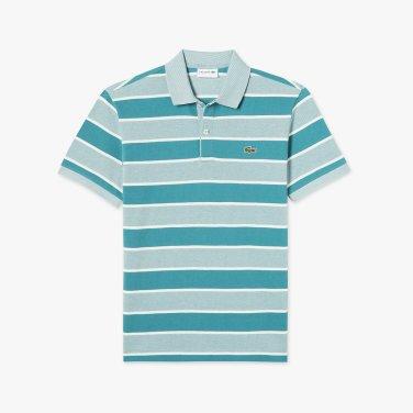 [엘롯데] 남성 캐비어 스트라이프 반팔 폴로 티셔츠 LCST PH424E-19B77J