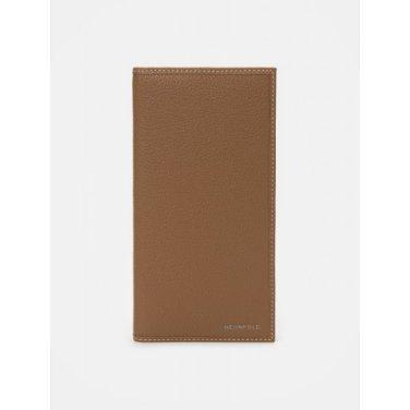 클래식 빈 장지갑 - Brown (BE98A3M01D)
