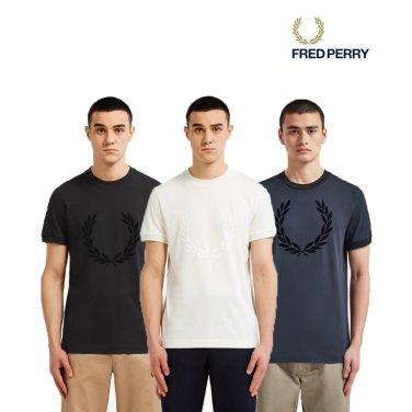 [S/S상품] 로렐 리스 텍스처 티셔츠 3종 AFPM1915591