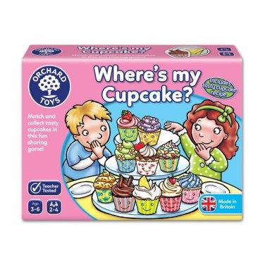 [오차드토이즈] 컵케익을 찾아라