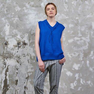 Singlet Knit(Royal Blue) (P00077)
