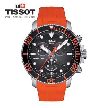 SEASTAR 씨스타 1000 크로노그래프 T120.417.17.051.01