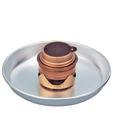 [Trangia] 트란지아 알콜버너 + 프리히터 + 알루미늄 접시 (500021)