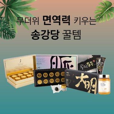 [송강당] 마시는 공진보 外 건강선물세트 모음전