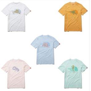 노스페이스 챌린지 워터 반팔 티셔츠 NT7UL12