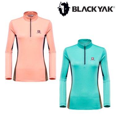 가을/겨울 여성용 춘추복 등산 기능성 티셔츠 B위너F티셔츠-여성-EL