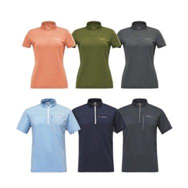 남여 기능성 짚업 티셔츠(5218TZ210,211,212,250,251,252)