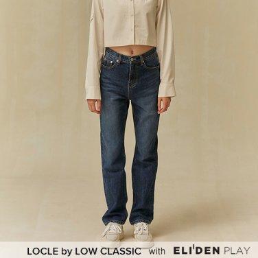 [로우클래식] 19 FALL LOCLE Straight pants_dark (Z3LCI6PT103)