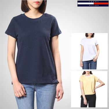 TFMT1KOE50A0(면혼방 크루넥 반소매 티셔츠)