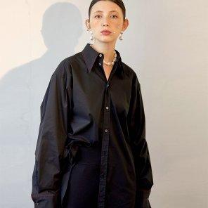 Boden Wing Pannel Shirts_Black (JC19FWSH01BK)