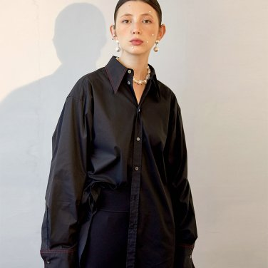 Boden Wing Pannel Shirts_Black (JC19FWSH01BK)