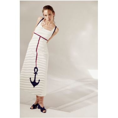 Anchor Dress(FA18SSOP001)