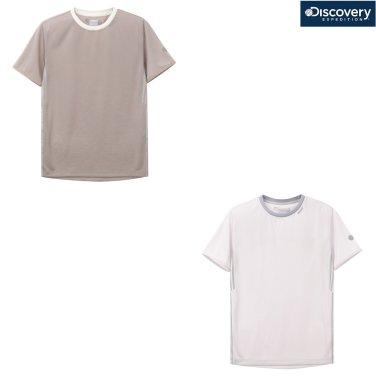 남성 막대웰딩 포인트 라운드 티셔츠 DMRT59831