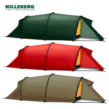 [Hilleberg] 힐레베르그 카이텀 4 (Kaitum 4) 4인용 터널형 텐트