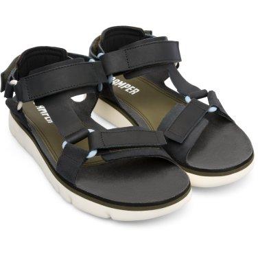 남성샌달로우 Oruga Sandal K100416-003
