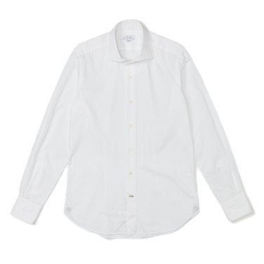 [오리안] (ST) FIL A FIL DRESS SHIRT WHITE / OR81M40011A00