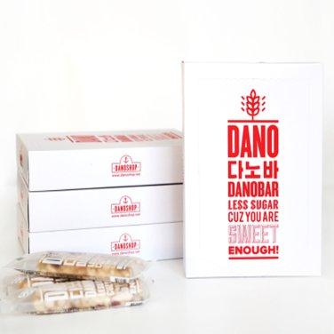 수제 견과류바 다노바 선물세트(300g*4박스) / 무료배송
