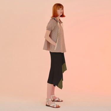 Blum Flap Skirt_Black (JC20SSSK14BK)
