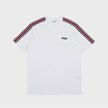 시그니처 스트라이프 반팔 티셔츠 (FS2RSB2126X_OWH)