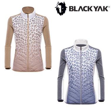 가을/겨울 여성용 등산기능성 패딩자켓 레오파드자켓-여성-EL