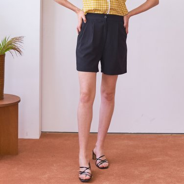 SOFT SHORT PANTS_BLACK