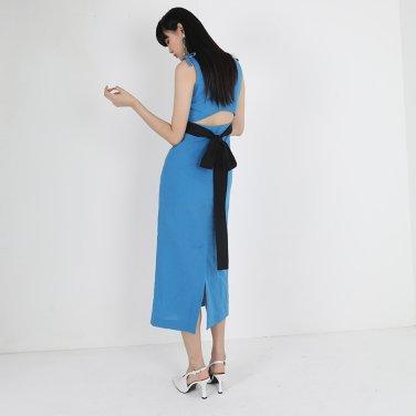 PERSONA DRESS BLUE