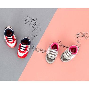 [미니위즈] WIZ-MUSE 위즈-뮤즈 삑삑이 신발 2종 (MZK19NWMS011-EL)