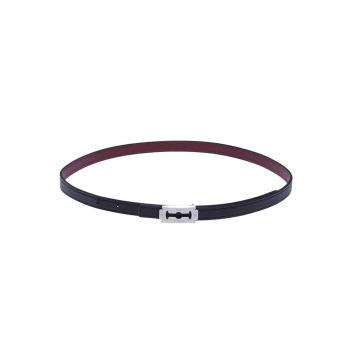 [vunque] vunque razor belt (분크 레이저 벨트) Black VQA91ST3111