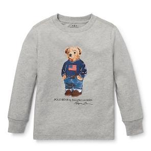폴로 랄프 로렌 베이비 폴로 베어 코튼 티셔츠(CWPOTSHT6810035D86)