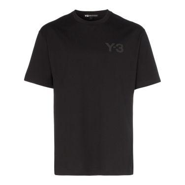 19ss Y-3 블랙로고 티셔츠 블랙 DY7137