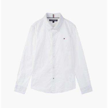 면혼방 베이직 긴소매 셔츠(T41J6HSH111BT1)