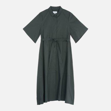 A라인 셔츠 원피스 (VWMT2OO56LL0)