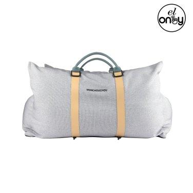 7th Mon Carseat Silver Gray - Super Size