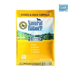 내추럴발란스 감자와 오리 독 6.12kg LB