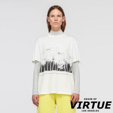 [미국] WINDSOR PALMS TEE OFF WHITE (VW93D9633TOWH)