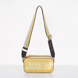 (SXMR06911X-GO) PANINI DOUBLE SPANGLE BAG