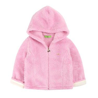 핑크 후리스(T95KKJ021-B1)