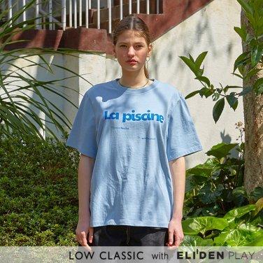 [로우클래식] 19 SUMMER LOCLE _ la piscine t blue (Z3LCI5TS109)