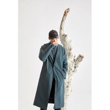 [코오롱스포츠]SEISHIN 남성 고어 롱 다운자켓-TLJDW18501TGR-ELSI