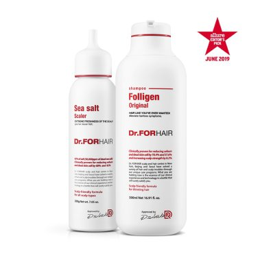 [A] 폴리젠 샴푸 500ml + 씨솔트 스케일러 200g