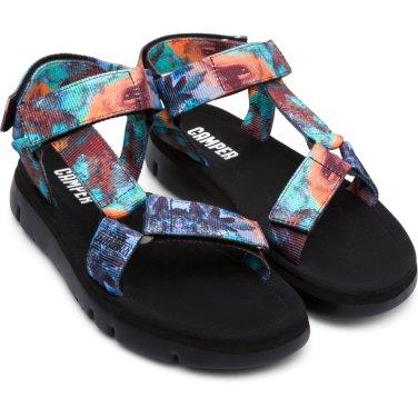 남성샌달로우 Oruga Sandal K100451-001