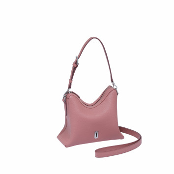 [vunque] Slender Hobo S (슬랜더 호보 S) Rose pink VQA91HO9021