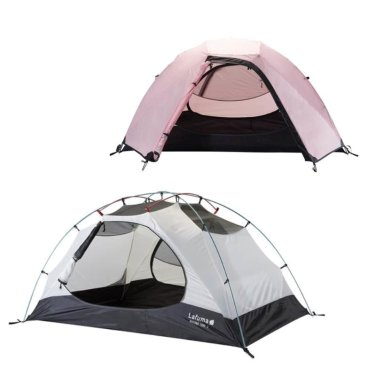 LECE8G053 밀포드럭스2 2인 백패킹용 텐트 UV차단 피그먼트코팅