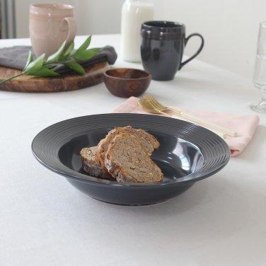 [윤도자기] 모던 한식 플레이팅 그릇 - 샐러드볼 (5컬러택1)