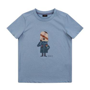 병정 티셔츠(DPM13TR02M_BU)